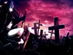 Black Rock Shooter Pink
