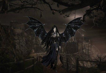 Gothic Vampire Backgrounds GOTHIC VAMPIRE ANGEL