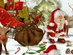 Loading Santas Sleigh