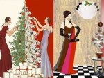 Art Deco Christmas