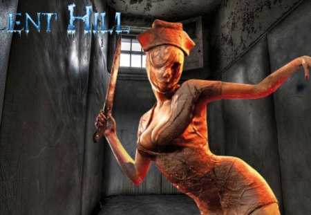 Silent Hill Wallpaper 2 - games, horror, movie, silent hill