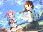Diary - Hirosaki & Kanade Paseri