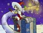 Animated Snow Maiden