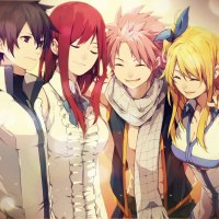 Fairy Tail-The Team
