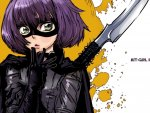 Hit Girl --Kick Ass
