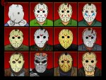 Jason Voorhees Evolution