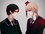 Bulgaria and Romania (Hetalia)