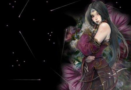 GYPSY WILD - female, gothic, gypsy, girl