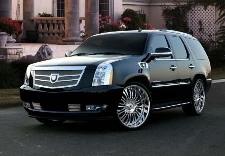 Asanti wheels Custom Escalade - cadillac, escalade, custom, asanti