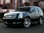 Asanti wheels Custom Escalade
