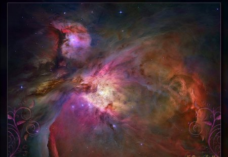 Orion Nebula - nebula, universe, space, nebulae, orion