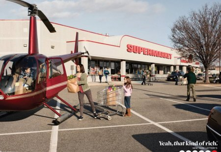 powerball - cool, funny, helicopter, entertainment