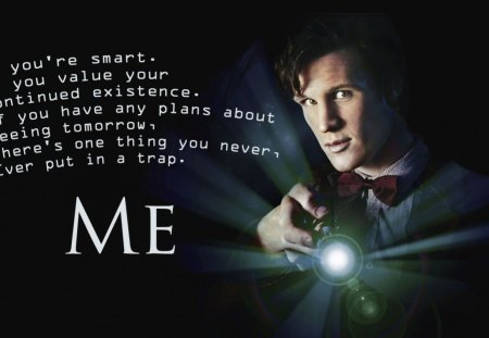 Eleventh Doctor Quote - matt smith, doctor who, eleventh doctor, quote