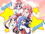 Merry Christmas, Lucky Star!