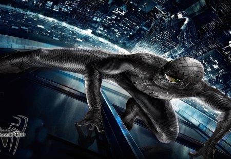 The amazing spiderman hd wallpaper andrew garfiled - Spider man 3 wallpaper 1080p ...