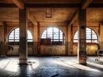 abandoned loft