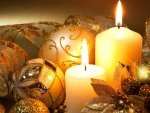 Candles Glow Bright
