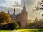 kasteel de haar castle in holland