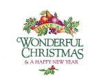 Wonderful Christmas and New Year F2C