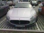 Maserati in Bulgaria