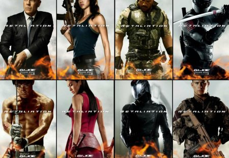 G.I.Joe Retaliation - joe, i, movie, g, retaliation