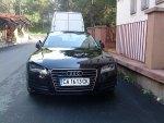 Audi A7 in Smolyan,Bulgaria