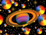 Strange Solar System