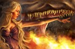Daenerys Targaryen - The Queen of Dragons