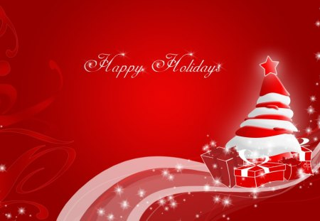 Happy Holidays - holidays, merry christmas, happy christmas, happy holidays