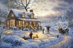 By Judy Gibson / Winter fun
