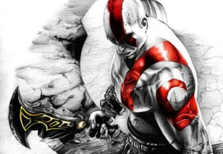 Ghost Of Sparta God Of War Video Games Background