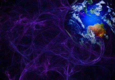 Abstract Earth Fantasy Abstract Background Wallpapers On