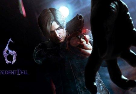 Resident Evil 6 Leon S Kennedy Resident Evil Video