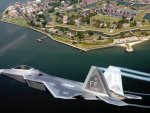 F 22 Fly Over