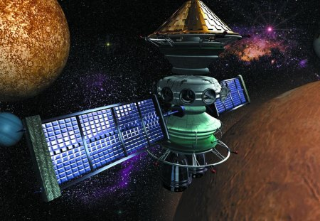 Satellite mission - mission, planets, universe, satellite