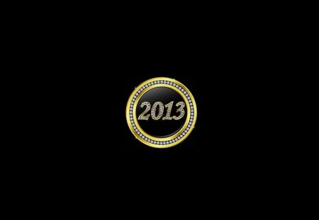Happy-New-Year-2013 - cool, 2013, new-year, happy, wallpaper