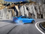 Jaguar XFR-S 2014 Drift