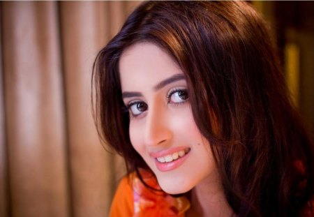 Sajjal Ali - actress, people, smile, cute, pakistan
