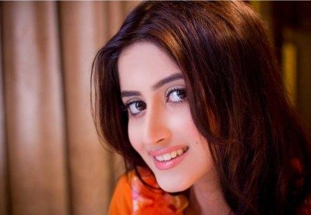 Sajjal Ali - smile, cute, actress, people, pakistan