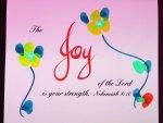 Joy, Joy, Joy, down in my heart
