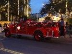A Very Festive Fire Truck