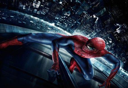 The Amazing Spider Man Ultra HD - amazing, nice, cool, big, 2012, spiderman