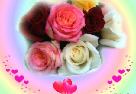 Love Roses Wallpaper Other People Background Wallpapers On