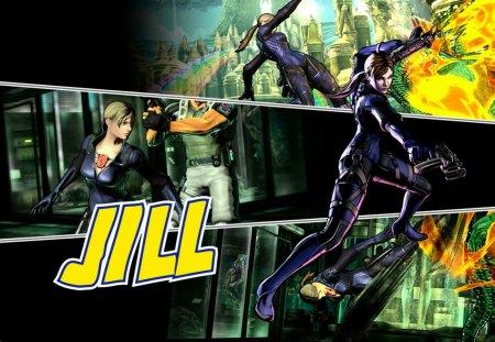 Marvel Vs Capcom: Jill Valentine - Resident Evil & Video Games