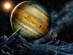 Fantasy Jupiter
