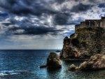 lovrijenac fortress in dubrovnik croatia hdr