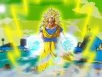 Super Saiyan III Goku
