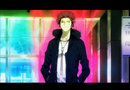 Mikoto Suoh - k project, red king, suoh, mikoto