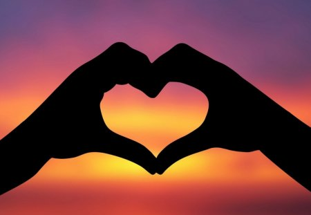 Hands Made Heart Photography Abstract Background Wallpapers On Awesome Heart Cool Love