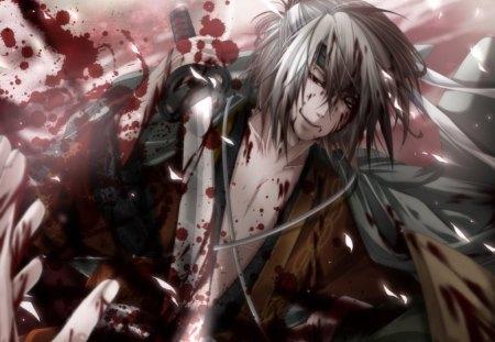 Okita Souji Other Anime Background Wallpapers On Desktop Nexus Image 1291619